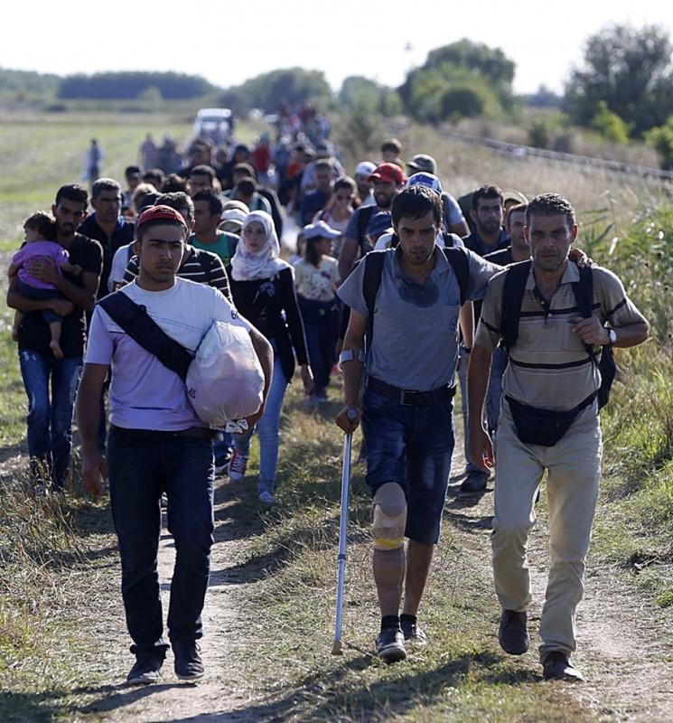 A tömeges migráció békétlenséget teremthet