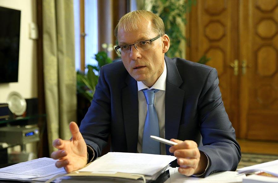 Darák Péter: Mindig érdemes megvárni a felettes ítélkező fórum döntését Fotó: Mirkó István