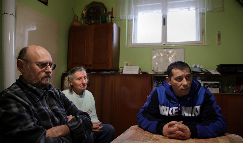 Uracs József (jobbra): Nem bocsátották meg, hogy magyarként szerbet vertem