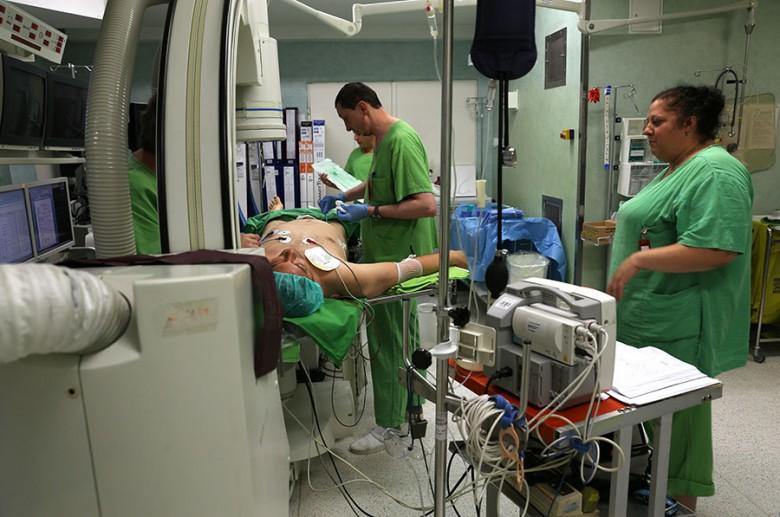 A tervek szerint a jövőben az orvosoknak kizárólag a betegekkel kell foglalkozniuk