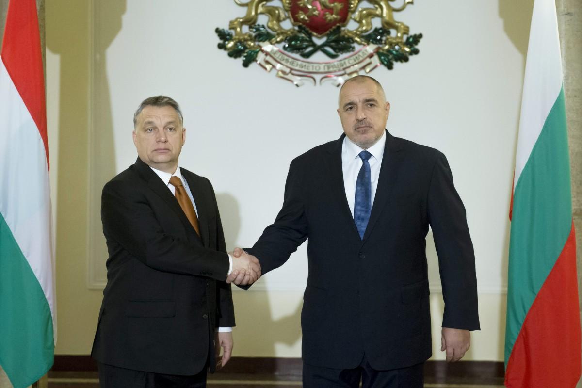Orbán Viktort elismerik Bulgáriában