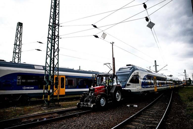 A vasútnál már ismert, korszerű járművek állhatnak forgalomba a HÉV vonalain