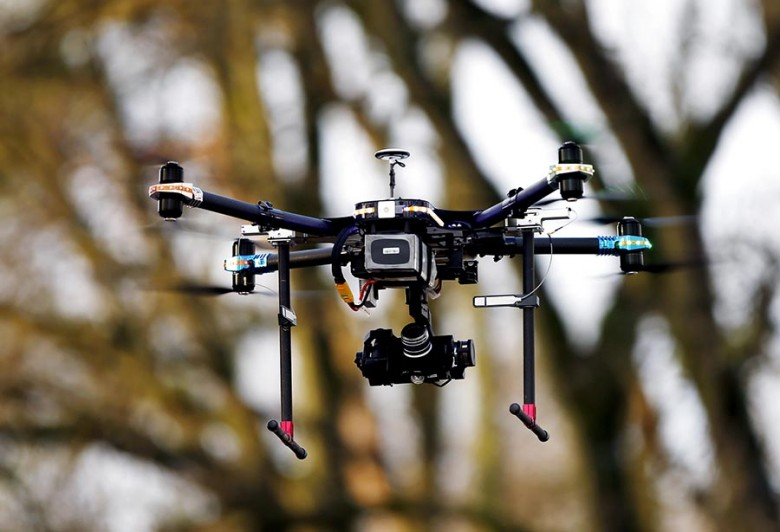 A DroneIQ drónszoftverei is sikert arattak