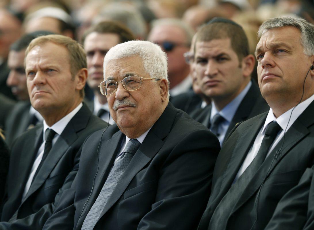 TUSK, Donald; PERESZ, Simon; Orbán Viktor