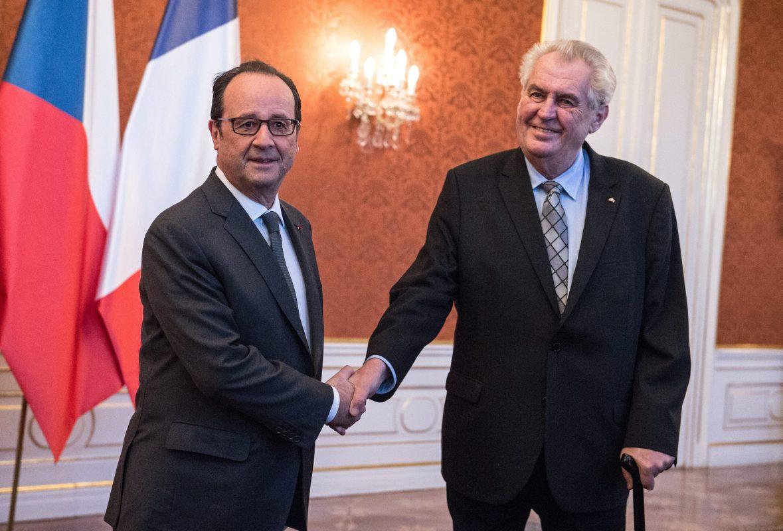 A cseh- és a francia elnök sem támogatja kvótaügyben a brüsszeli álláspontot