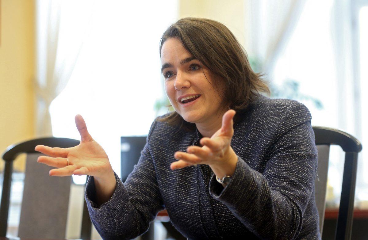 Novák Katalin: How Rich Is Katalin? Net Worth, Height, Weight