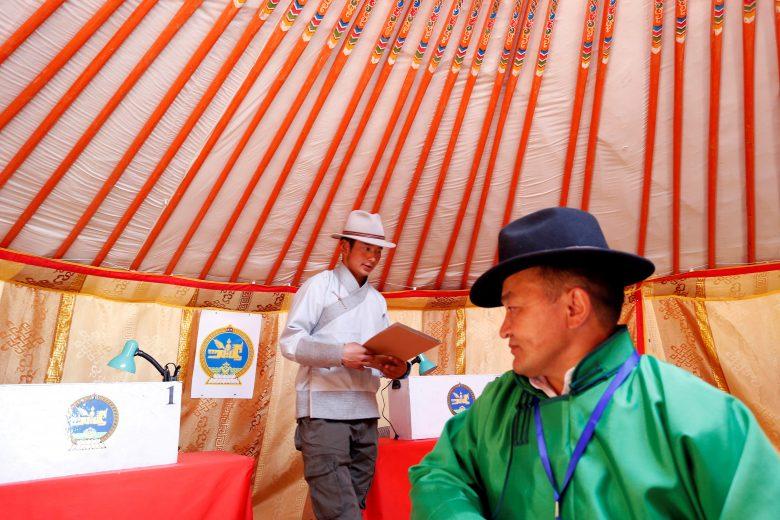 Kínáról szavaznak a mongol választásokon