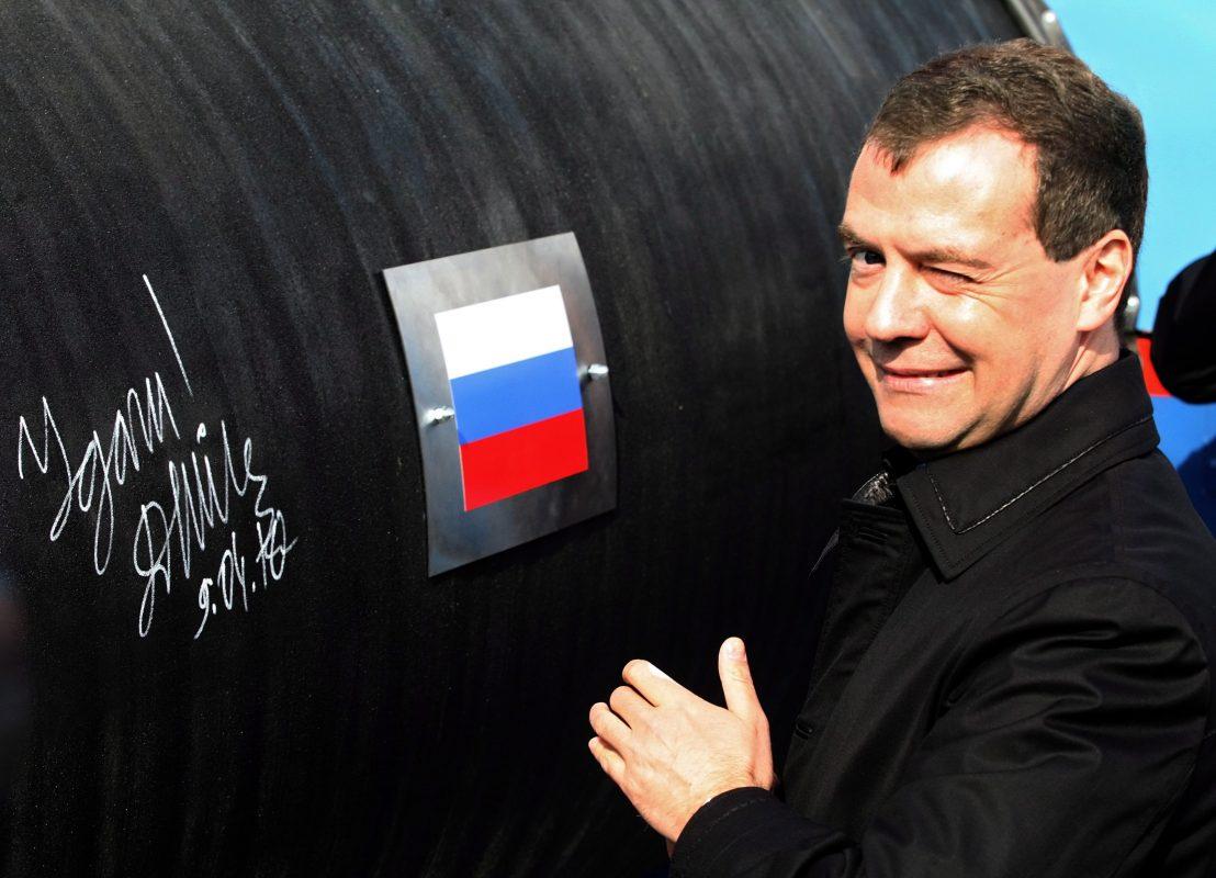 Német-orosz gázbiznisz uniós puszival