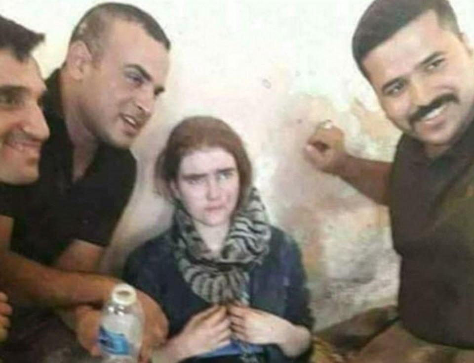 A német dzsihadista lány akár halálbüntetést is kaphat