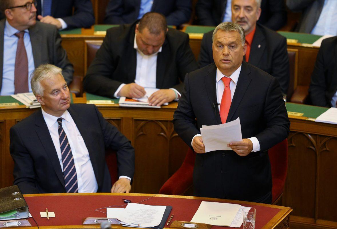 Orbán Viktor: 60 millió ember jöhet Afrikából