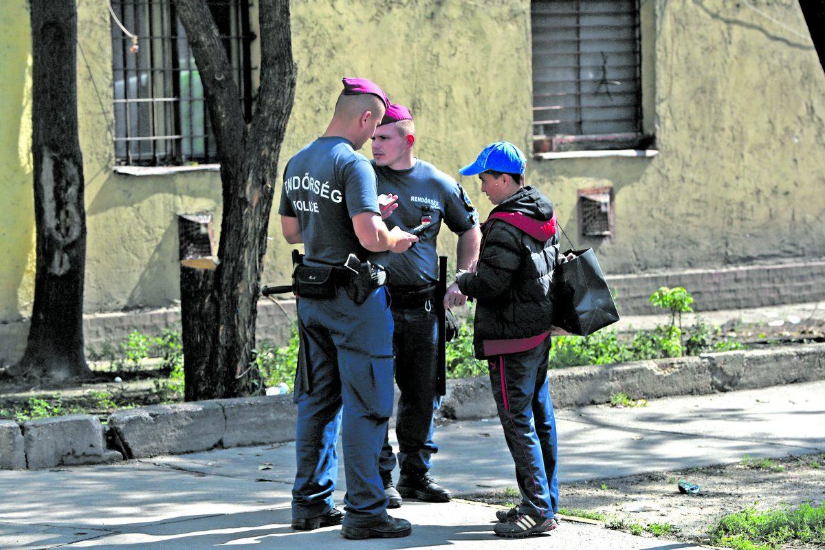 A Hős utcában csökken a bűnesetek száma