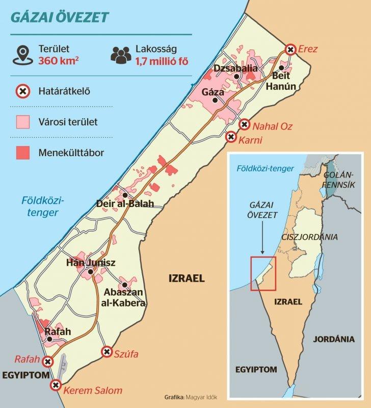 Lépések a palesztin egység felé