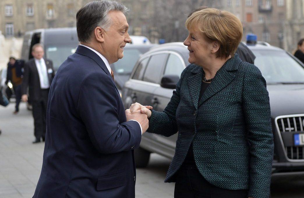Titkon sok német köszönetet mond Orbán Viktornak