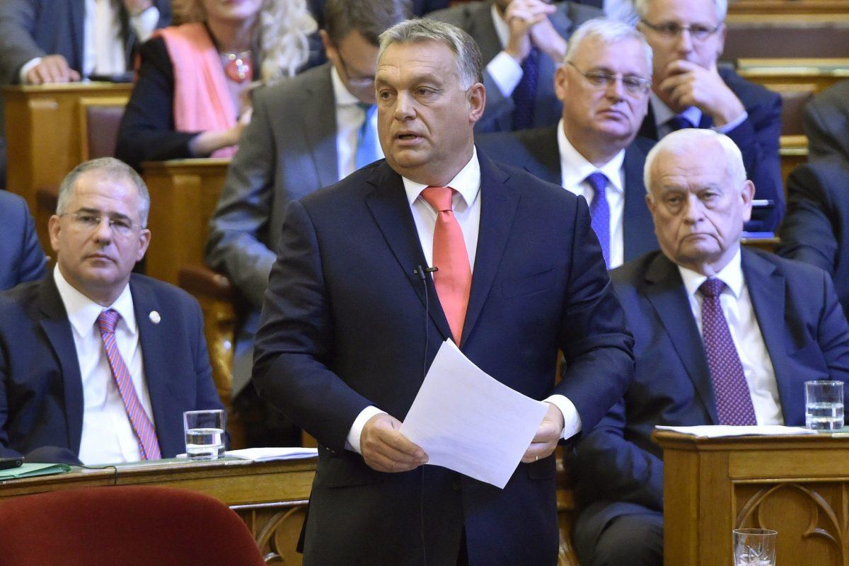 Orbán Viktor: a kormány olyan jövőért dolgozik, ahol a fontos dolgok összekötnek bennünket