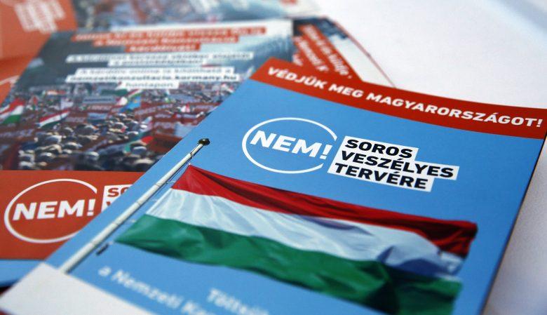 Szánthó Miklós szerint a Soros eszméit támogató szervezetek célja a nemzetállamok leépítése