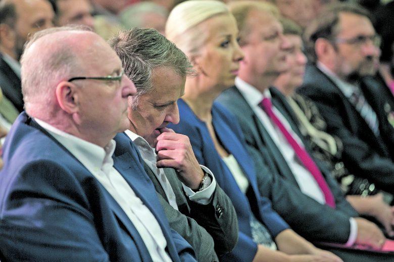 Molnár Gyula elismerte, pártja kátyúba került