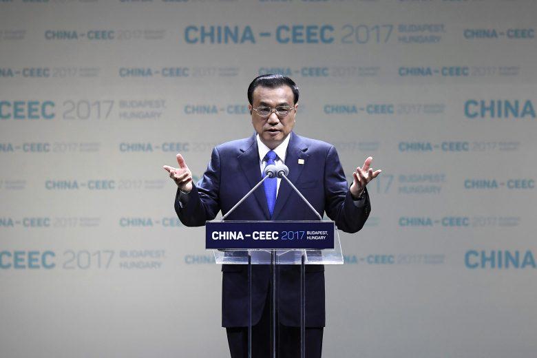 LI Ko-csiang kínai miniszterelnök a kölcsönös előnyöket hangsúlyozta