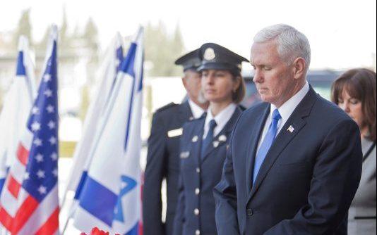 Újabb amerikai gesztus Jeruzsálem ügyében