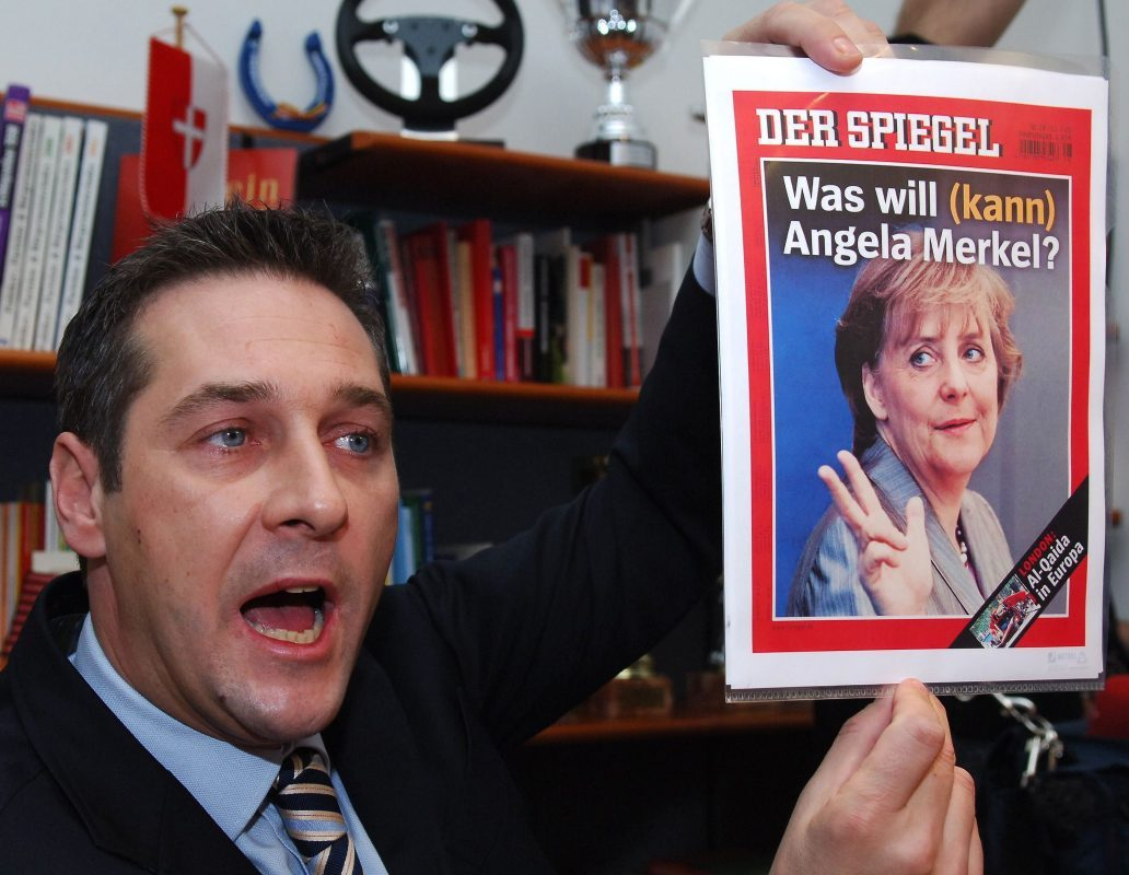 Médiaháború Ausztriában