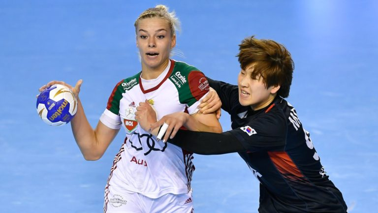 A magyar válogatott bejutott a női junior kézilabda-vb döntőjébe
